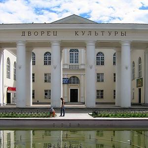 Дворцы и дома культуры Вичуги