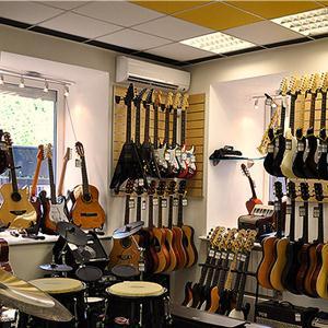 Музыкальные магазины Вичуги