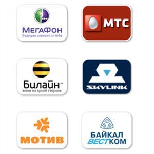 Операторы сотовой связи Вичуги