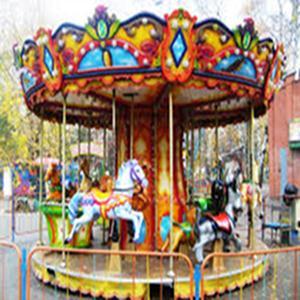Парки культуры и отдыха Вичуги