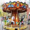 Парки культуры и отдыха в Вичуге