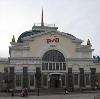 Железнодорожные вокзалы в Вичуге