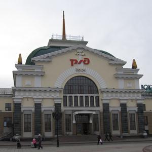 Железнодорожные вокзалы Вичуги
